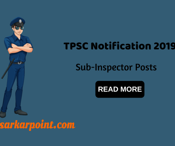 tpsc notification