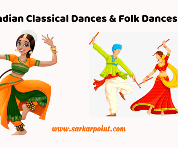 indian classical dances & folk dances