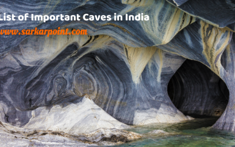 list of important caves in india