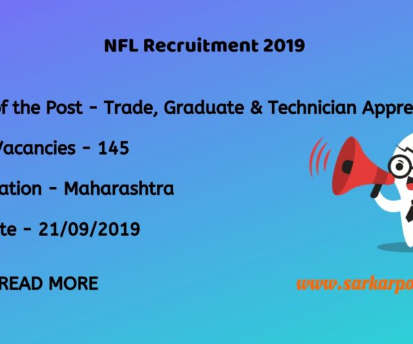 nfl apprentice recruitment 2019