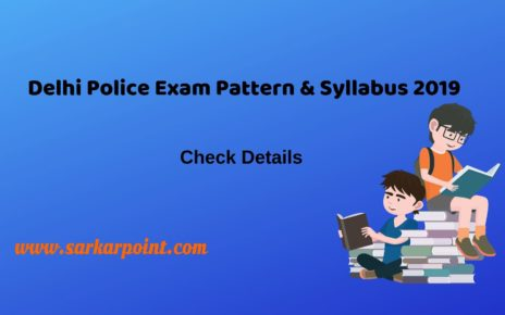 delhi police head constable syllabus 2019